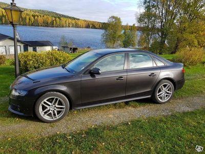 begagnad Audi A4 Quattro 170 tdi sedan -10