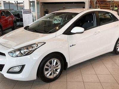 begagnad Hyundai i30 1.6 CRDI 110 Hk Business 5D