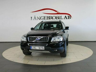 begagnad Volvo XC90 D3 Geartronic Momentum 7-sits (163hk)