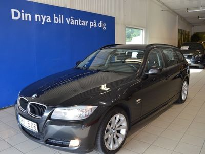 begagnad BMW 320 d Touring, xDrive,Sport stolar Navigation, Drag.