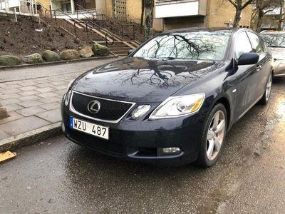 begagnad Lexus GS300 3.0 V6