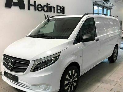 begagnad Mercedes Vito - Benz116 LÅNG / 163HK / ILS / DISTRONIC