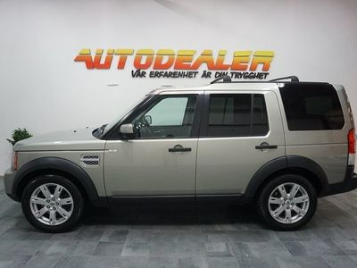 begagnad Land Rover Discovery 3.0 TDV6 4WD Automat HSE 7-sits 2011, SUV 169 900 kr