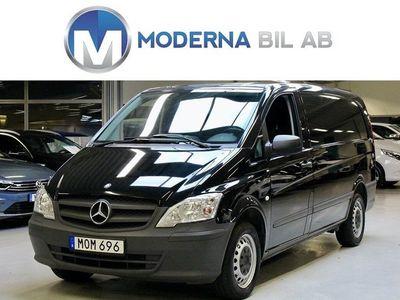 begagnad Mercedes Vito 113 CDI AUT 136HK DRAG/D-VÄRM/NAVI/B-KAM