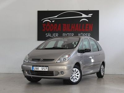 begagnad Citroën Xsara Picasso 1.8 115hk/ Besiktigad