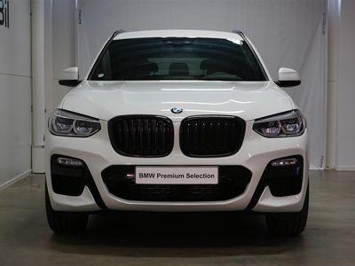 begagnad BMW X3 xDrive20d Automat Med M Sportpaket