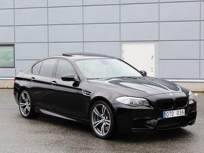 begagnad BMW M5 DCT 560hk Full-Utr Sv-Såld 2100kr/Måna -12