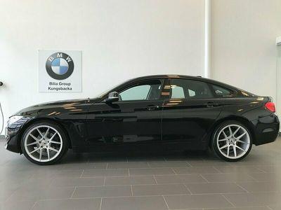 """begagnad BMW 420 Gran Coupé d Aut 19"""" fälgar"""