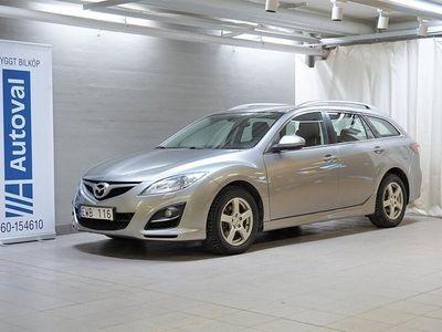 begagnad Mazda 6 Takara 2.2DE 163hk
