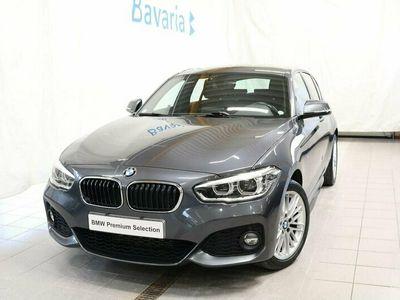 begagnad BMW 118 d xDrive 5-door M Sport Euro 6 150hk