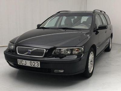 begagnad Volvo V70 2.5T