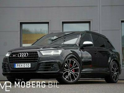 begagnad Audi SQ7 4.0 TDI V8 Q 7-sits Pano BOSE Cockpit 2017, SUV Pris 599 900 kr