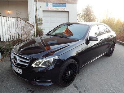 """begagnad Mercedes E350 CDI Eu6 Av.Garde Navi 19"""""""