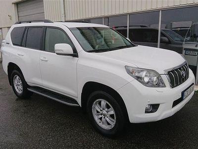 begagnad Toyota Land Cruiser Prado 3.0 D-4D Aut avdragbar moms190 hk
