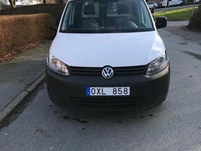 begagnad VW Caddy Skåpbil 1.6