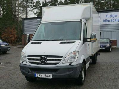 begagnad Mercedes Sprinter 315 CDI Chassi 150hk