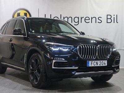 begagnad BMW X5 xDrive30d Värmare | Adaptiv Luftfjädr.