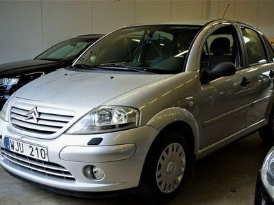 used Citroën C3 1.4 / 13xxx mil / 73hk