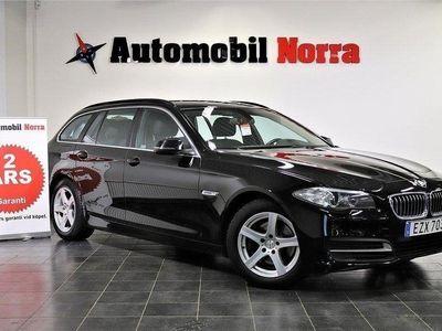 begagnad BMW 520 d 190hk xDrive Auto Comfort Euro6