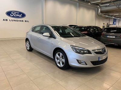 begagnad Opel Astra 5D 1,4T 140hk M6