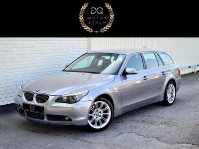 begagnad BMW 530 xd Touring Automat 231hk Gps Pdc