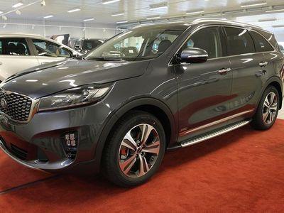 begagnad Kia Sorento 2,2Crdi GT-Line 7-Sits 2018, SUV 389 900 kr
