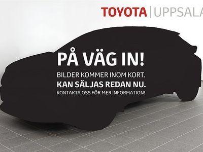 begagnad Toyota Auris 1.6 Kombi Executive Navi