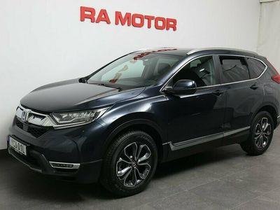 begagnad Honda CR-V Executive Panor Navi Automat Hybrid 184hk