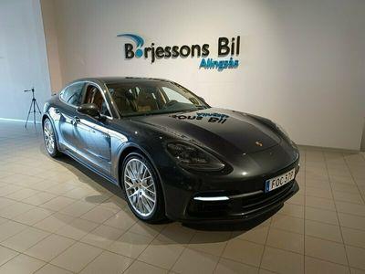 begagnad Porsche Panamera 4 E-Hybrid 462hk
