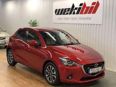 begagnad Mazda 2 Optimum 1.5 SKYACTIV-G 115hk Euro 6 -16