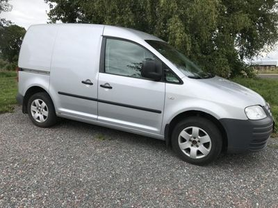 begagnad VW Caddy 1,6 -10