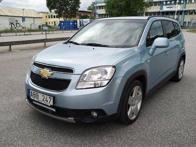 begagnad Chevrolet Orlando KL1Y