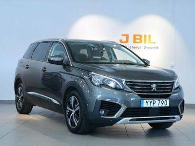 begagnad Peugeot 5008 Allure 1.6 BlueHDi 120hk Aut 7-Sits - 360 Kamera. Apple Carplay