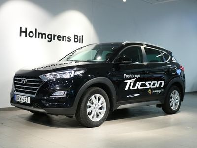 begagnad Hyundai Tucson 1.6 T-GDi DCT Nordic Edition+