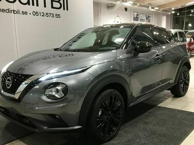 begagnad Nissan Juke DIG - T 117HP 7DCT ENIGMA NAVI + TWO - TONE MY21