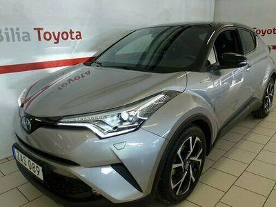 begagnad Toyota C-HR 1.8 HYBRID STYLE JBL TEKNIKPAKET 2018, SUV Pris 234 900 kr