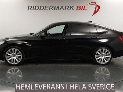 begagnad BMW 535 Gran Turismo d xDrive Pano Navi Skinn HiFi 2011, Sedan 189 800 kr