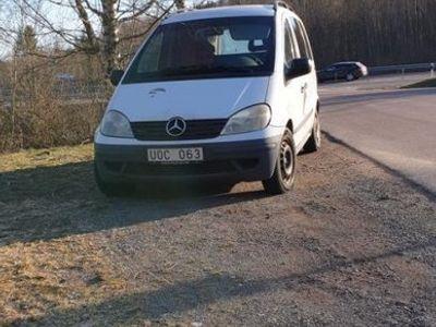 begagnad Mercedes Vaneo 1.7 Trend