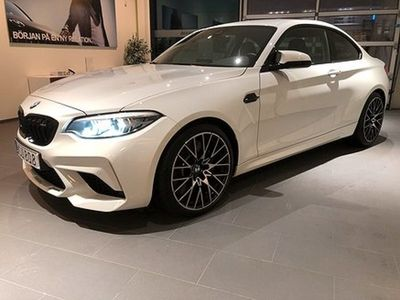 begagnad BMW M2 Competition DCT Euro 6 410hk -2019