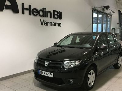 begagnad Dacia Sandero 0.9 TCe 90HK Automat
