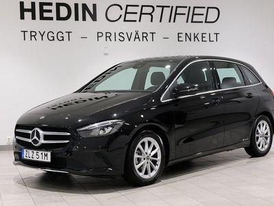 begagnad Mercedes 180 Benz B Apple CarPlay 2års nybils 2019, Personbil 199 900 kr