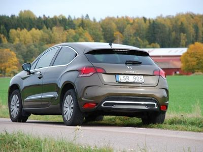 used Citroën DS4 2.0 HDI Sport -11