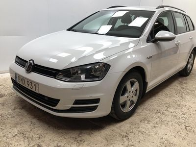 begagnad VW Golf Sportscombi VII 1.6 TDI BlueMotion (110hk)