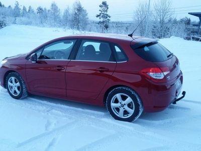 begagnad Citroën C4 1,6 HDI EGS Nordic Edition -13