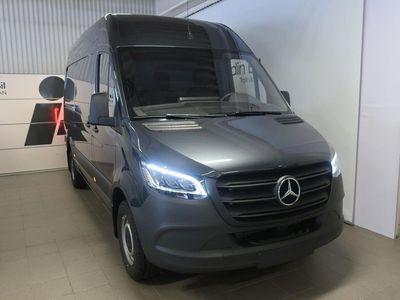 begagnad Mercedes Sprinter 319 CDI SKÅP