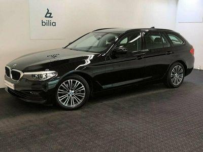 begagnad BMW 520 d Touring Aut Sport line | Navi | Backkamera