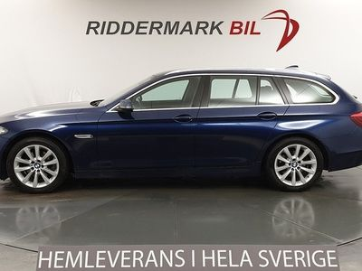 begagnad BMW 520 d xDrive Touring, F11 (190hk)