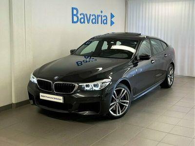 begagnad BMW 640 i xDrive Gran Turismo M-Sport Panorama Värmare Drag