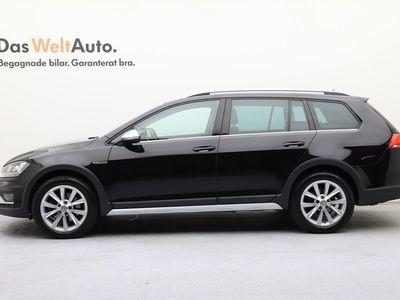 begagnad VW Golf Alltrack TSI180 DSG 4M/Pluspaket/P-värmare
