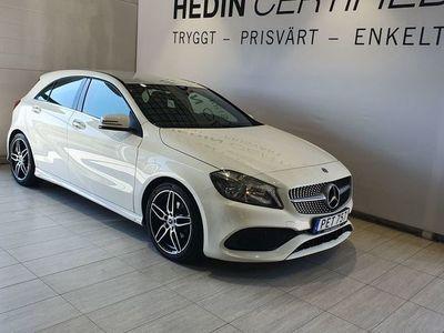 begagnad Mercedes A180 AMG-Style//Backamera/carplay/android